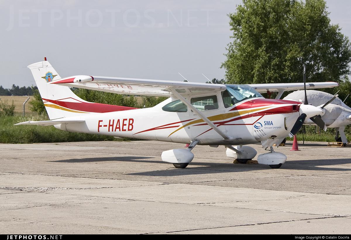 F-HAEB - Cessna 182R Skylane - Private