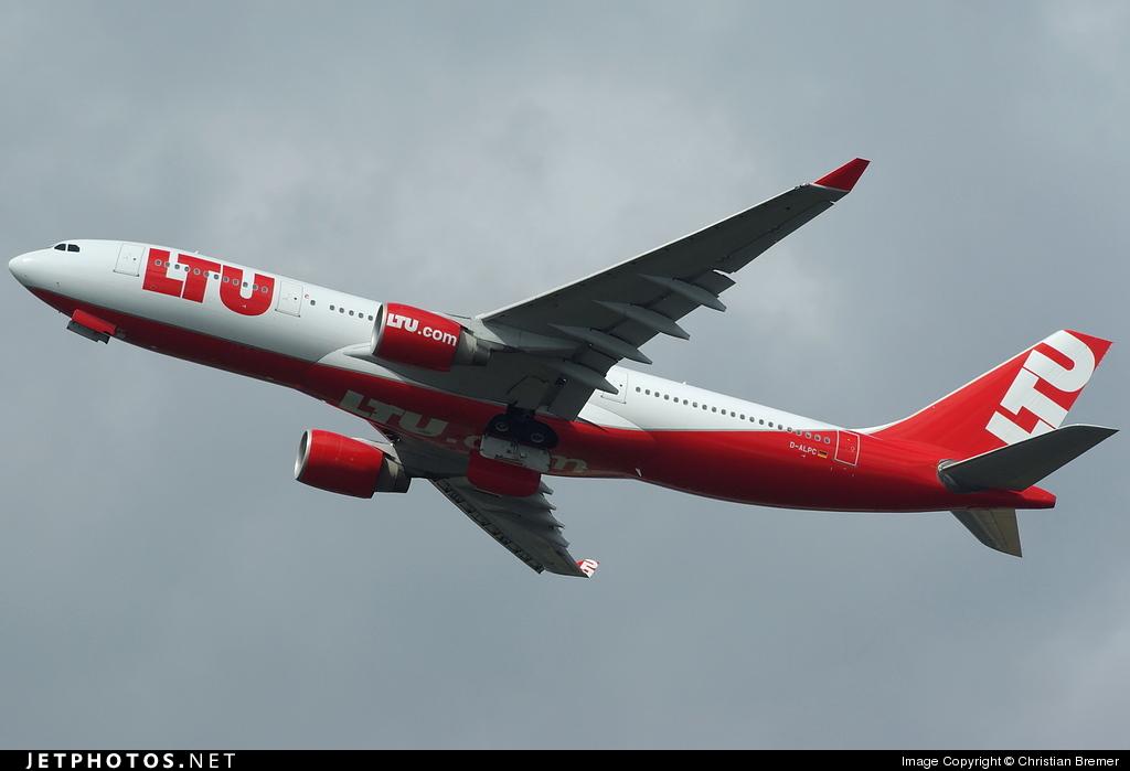 D-ALPC - Airbus A330-223 - LTU