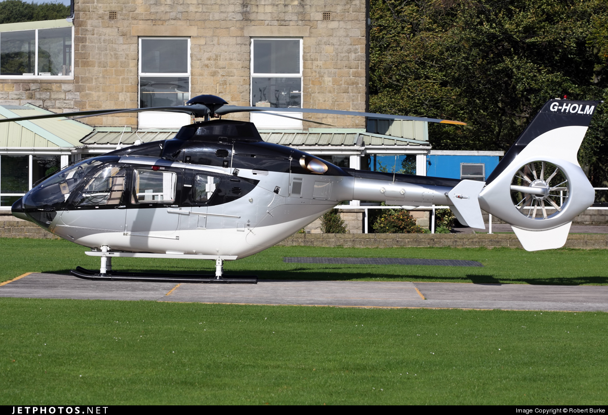 G-HOLM - Eurocopter EC 135T2+ - Private
