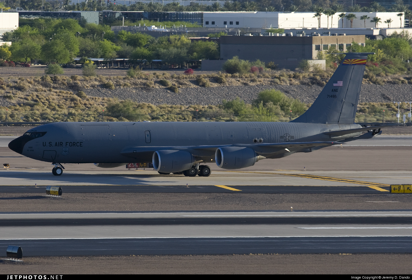 57-1486 - Boeing KC-135R Stratotanker - United States - US Air Force (USAF)
