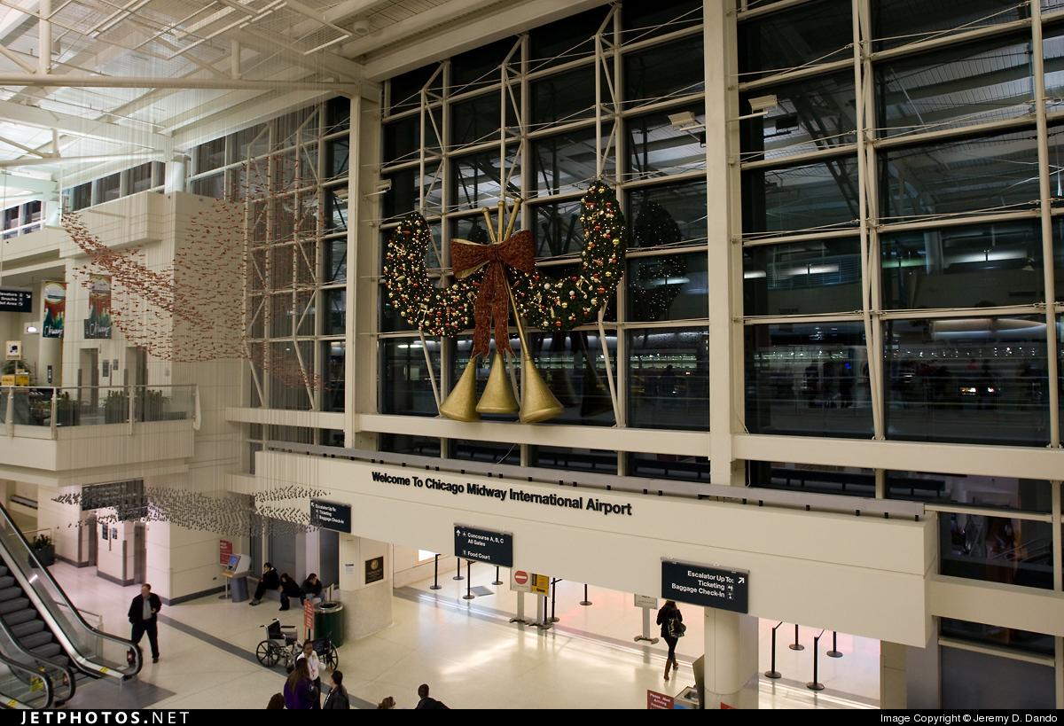 KMDW - Airport - Terminal