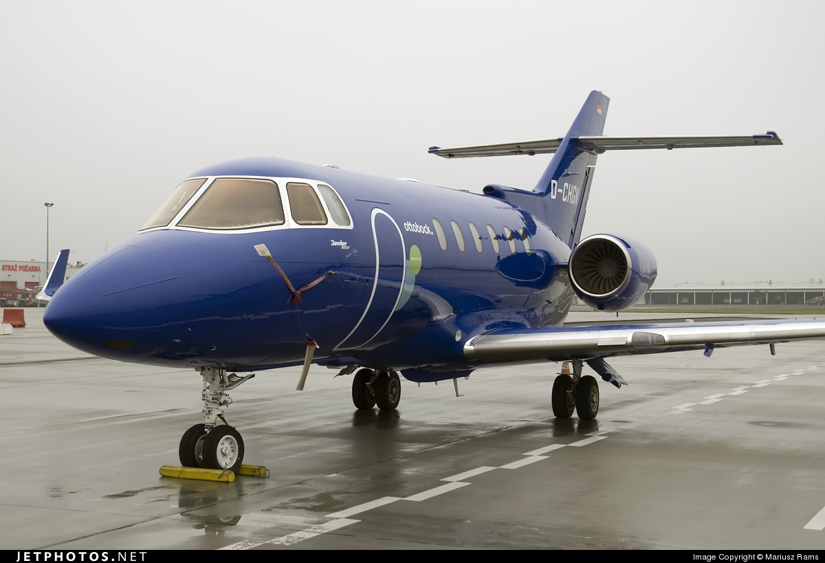 D-CHGN - Hawker Beechcraft 900XP - Private
