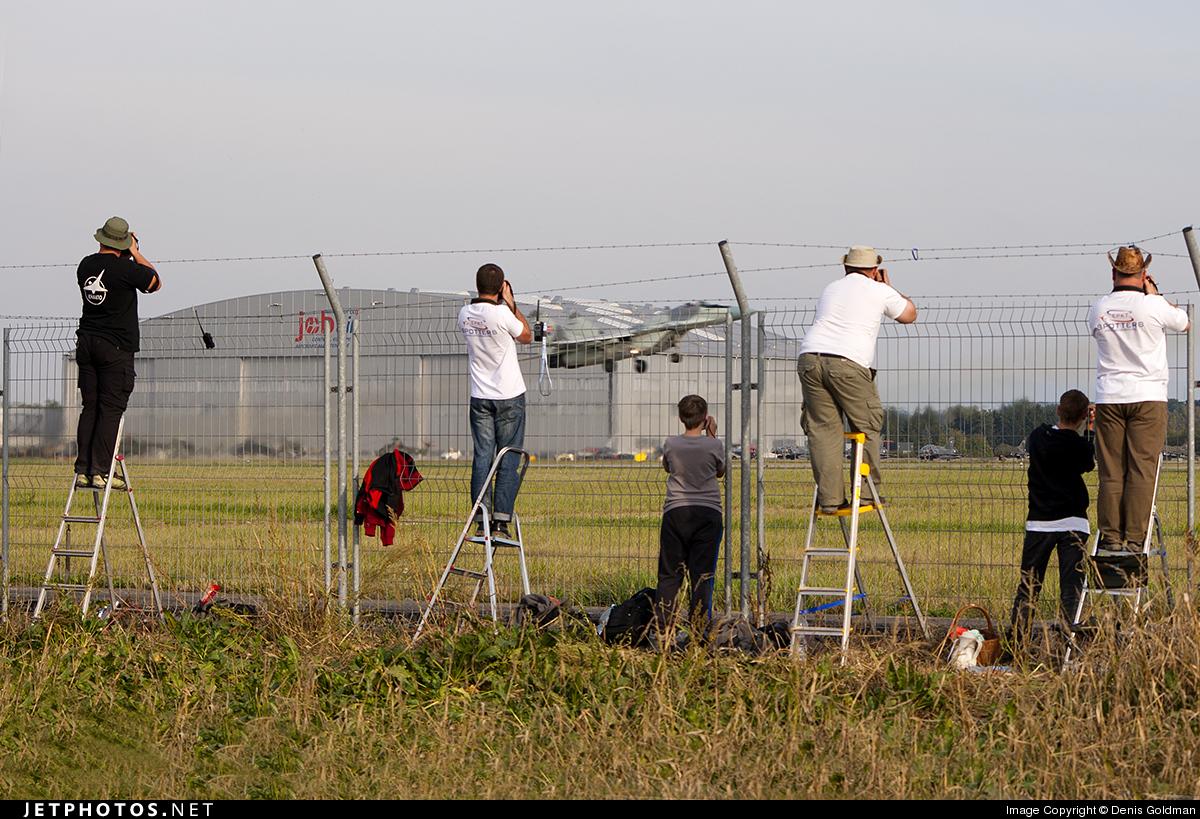 LKMT - Airport - Spotting Location