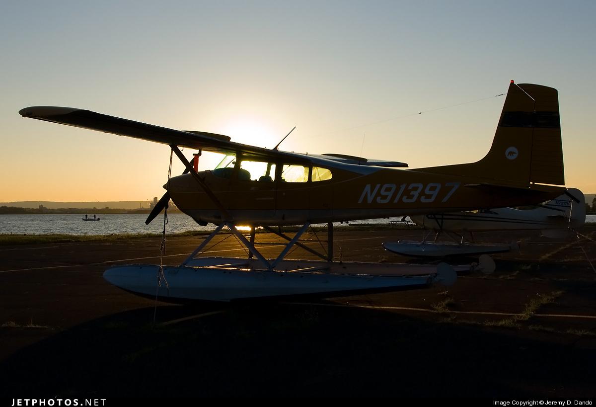 N91397 - Cessna 182M Skylane - Private