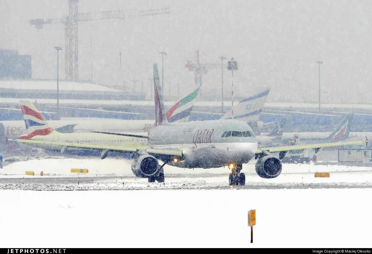 A7-ADV - Airbus A321-231 - Qatar Airways