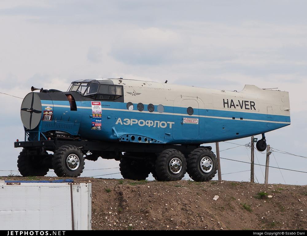 HA-VER - PZL-Mielec An-2TP - Aeroflot