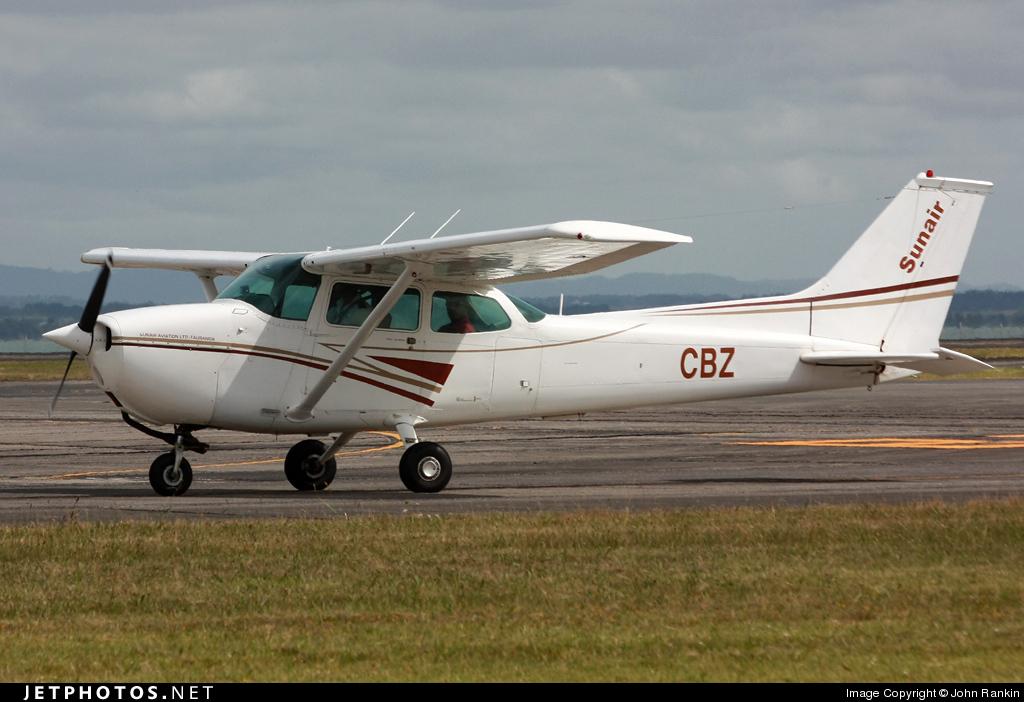 ZK-CBZ - Cessna 172M Skyhawk II - Private