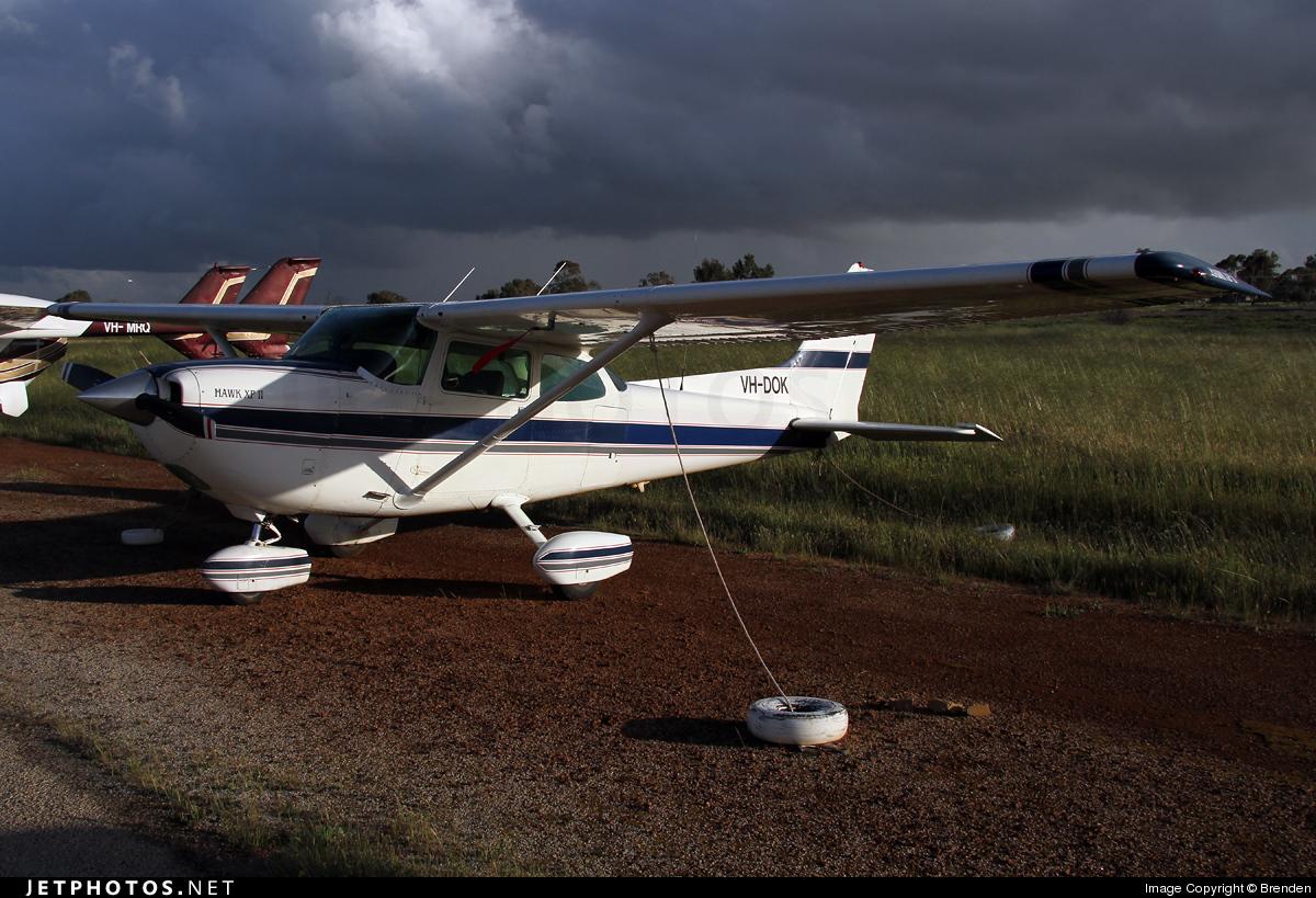 VH-DOK - Cessna R172K Hawk XP II - Private