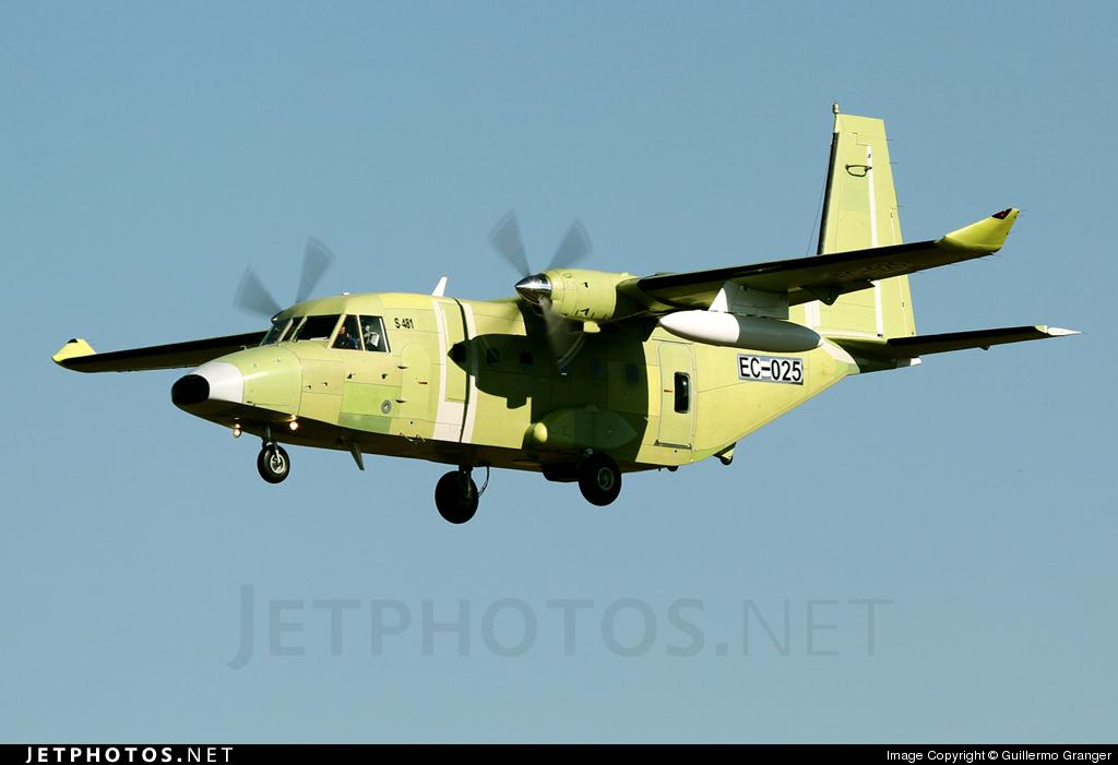 EC-025 - CASA C-212-400MP - CASA