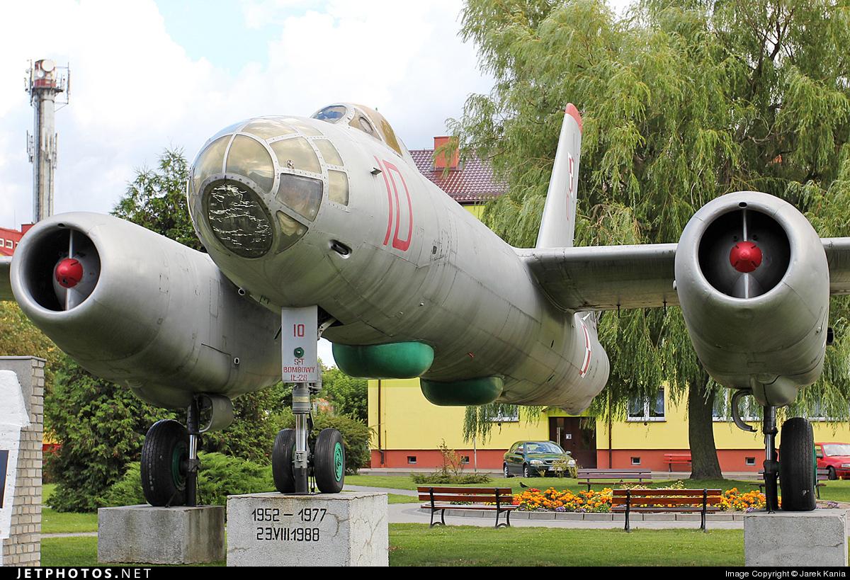 10 - Ilyushin IL-28R Beagle - Poland - Air Force
