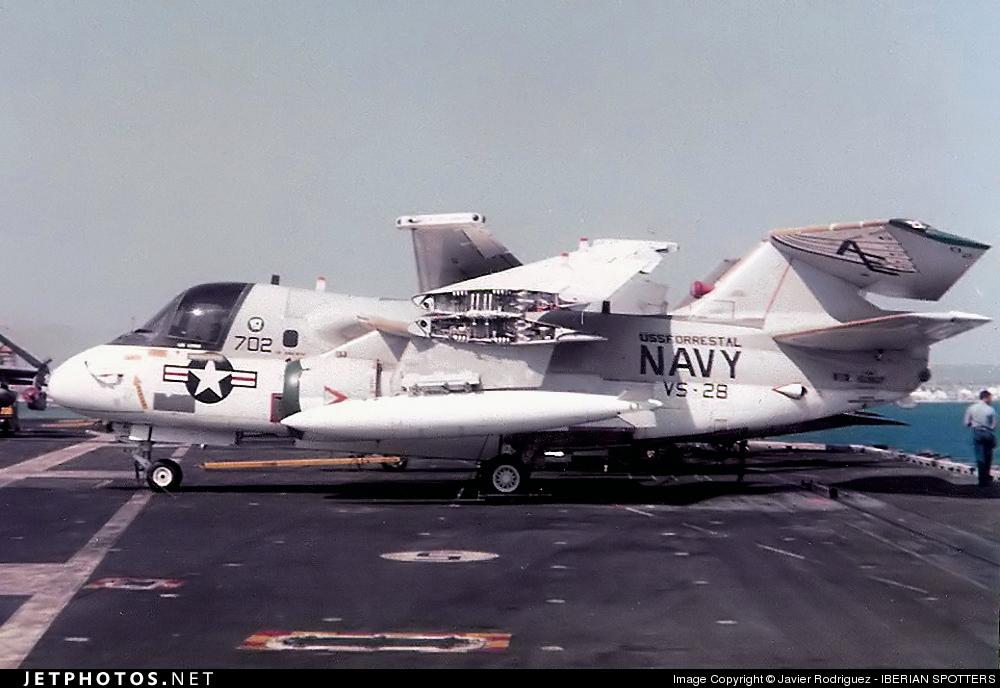 160607 - Lockheed S-3A Viking - United States - US Navy (USN)