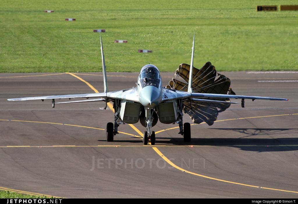 3911 - Mikoyan-Gurevich MiG-29AS Fulcrum A - Slovakia - Air Force