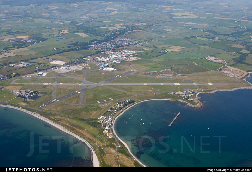 EGNS - Airport - Airport Overview