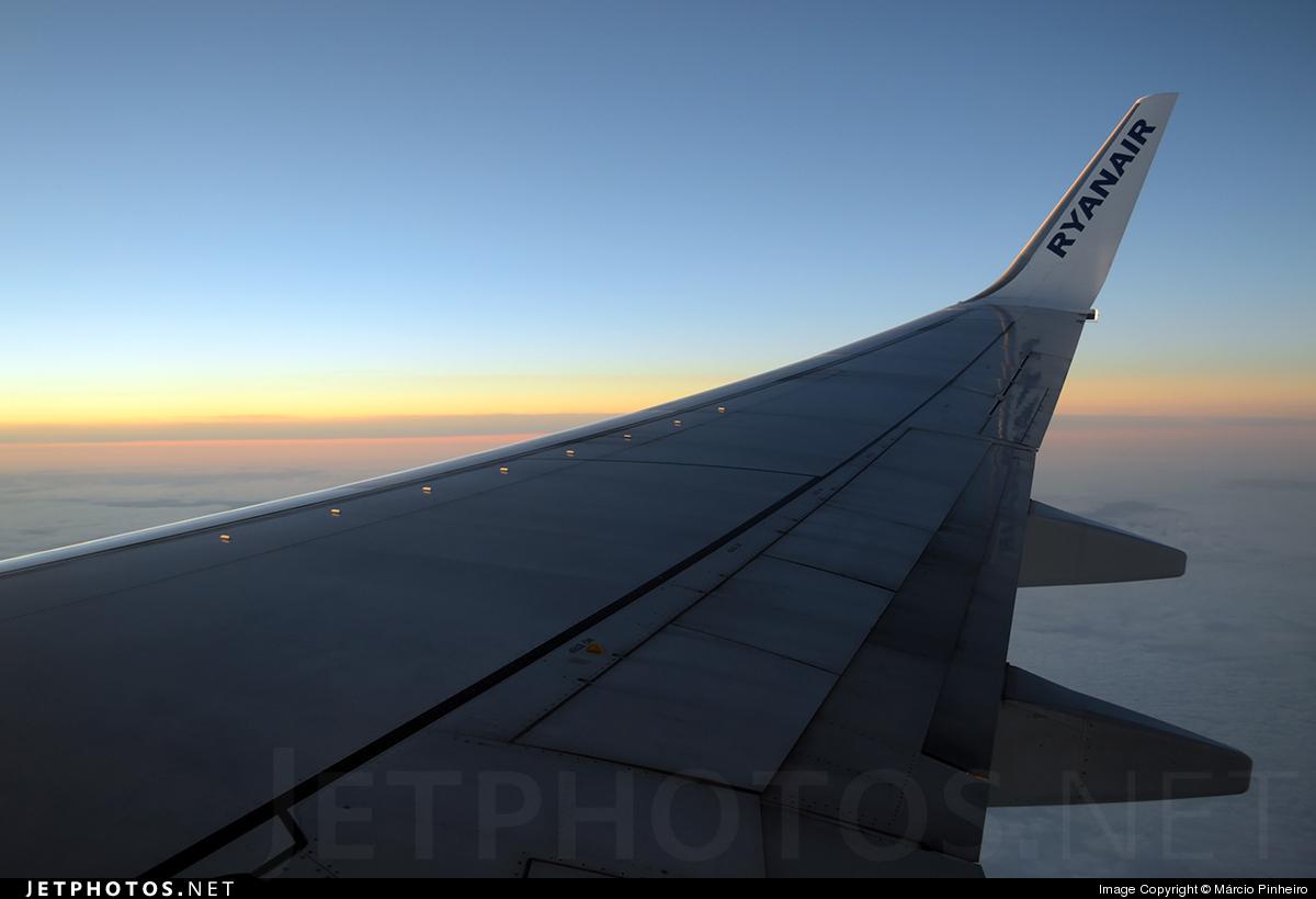 EI-DYR - Boeing 737-8AS - Ryanair