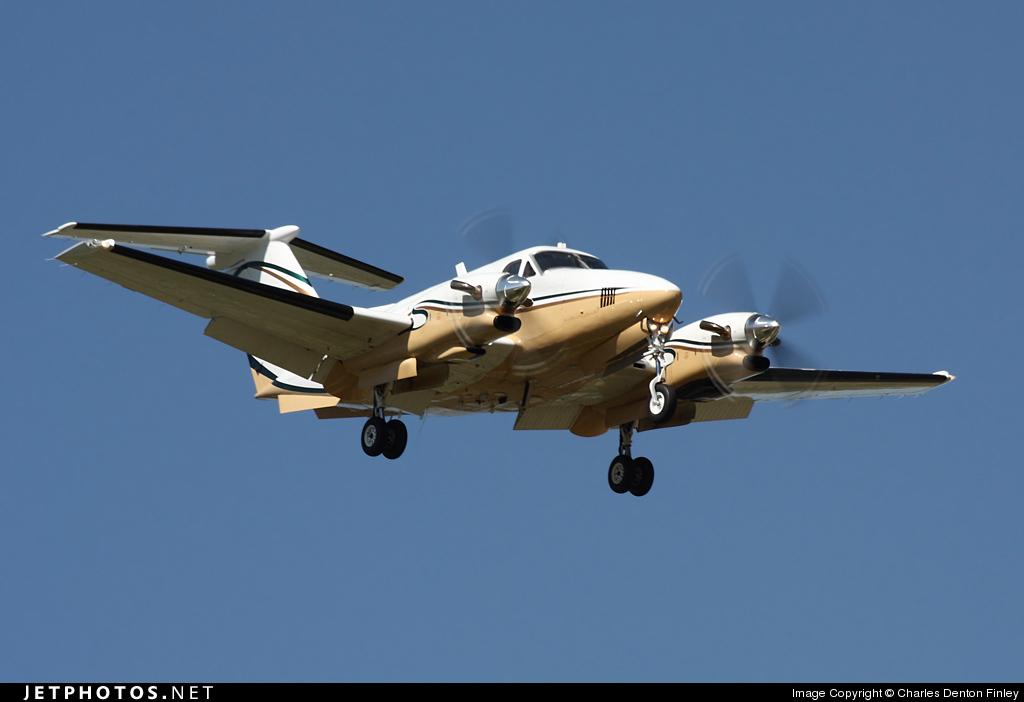 N57TM - Beechcraft F90 King Air - Private