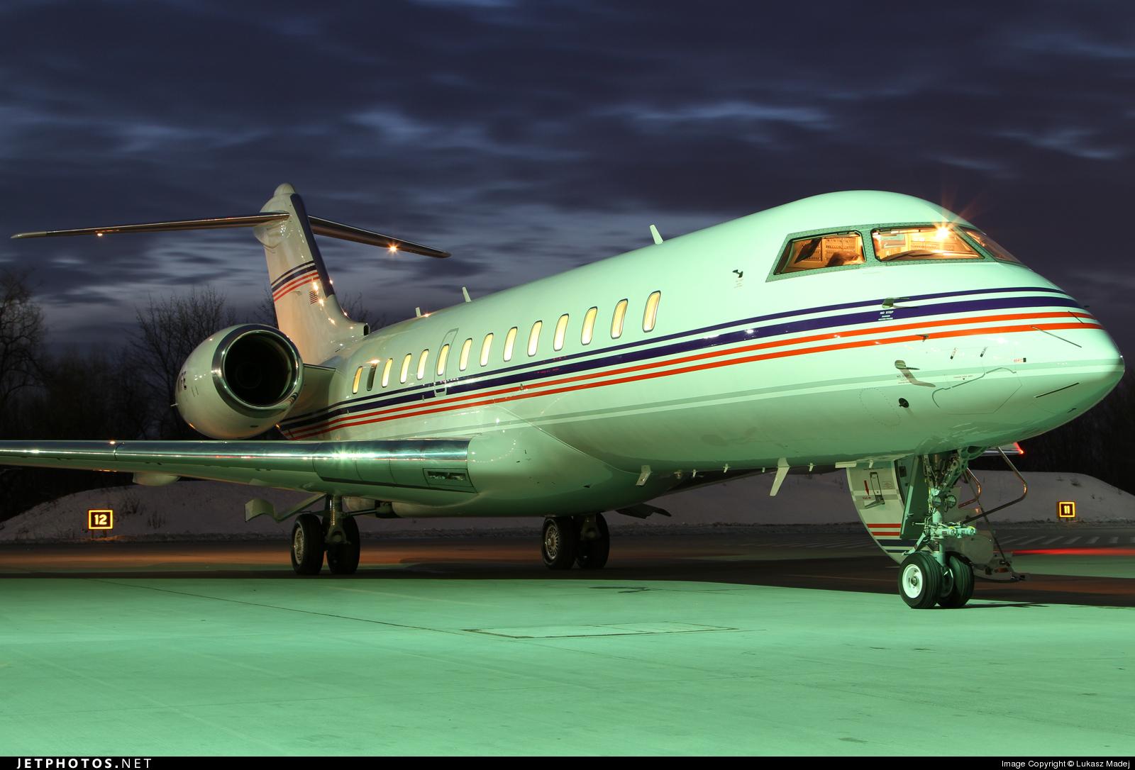 N1FE - Bombardier BD-700-1A10 Global Express - FedEx