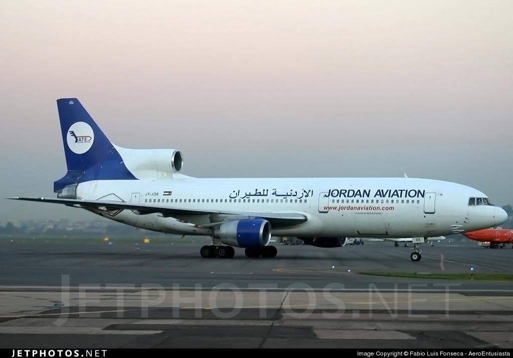 JY-JOE - Lockheed L-1011-500 Tristar - Jordan Aviation