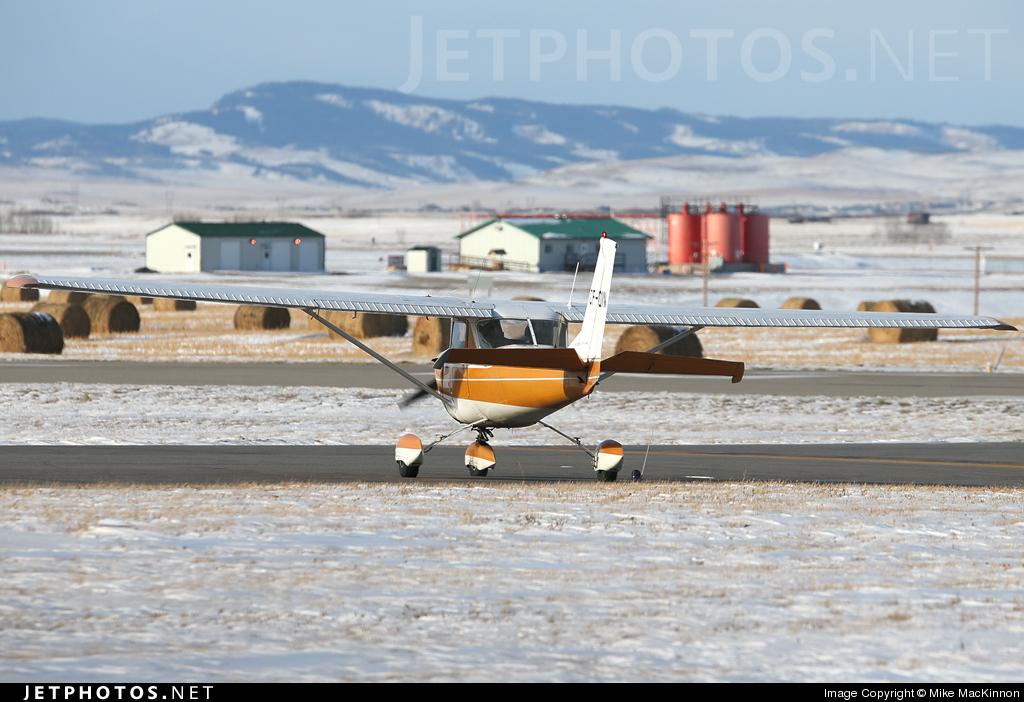 CF-QIN - Cessna 150K - Private