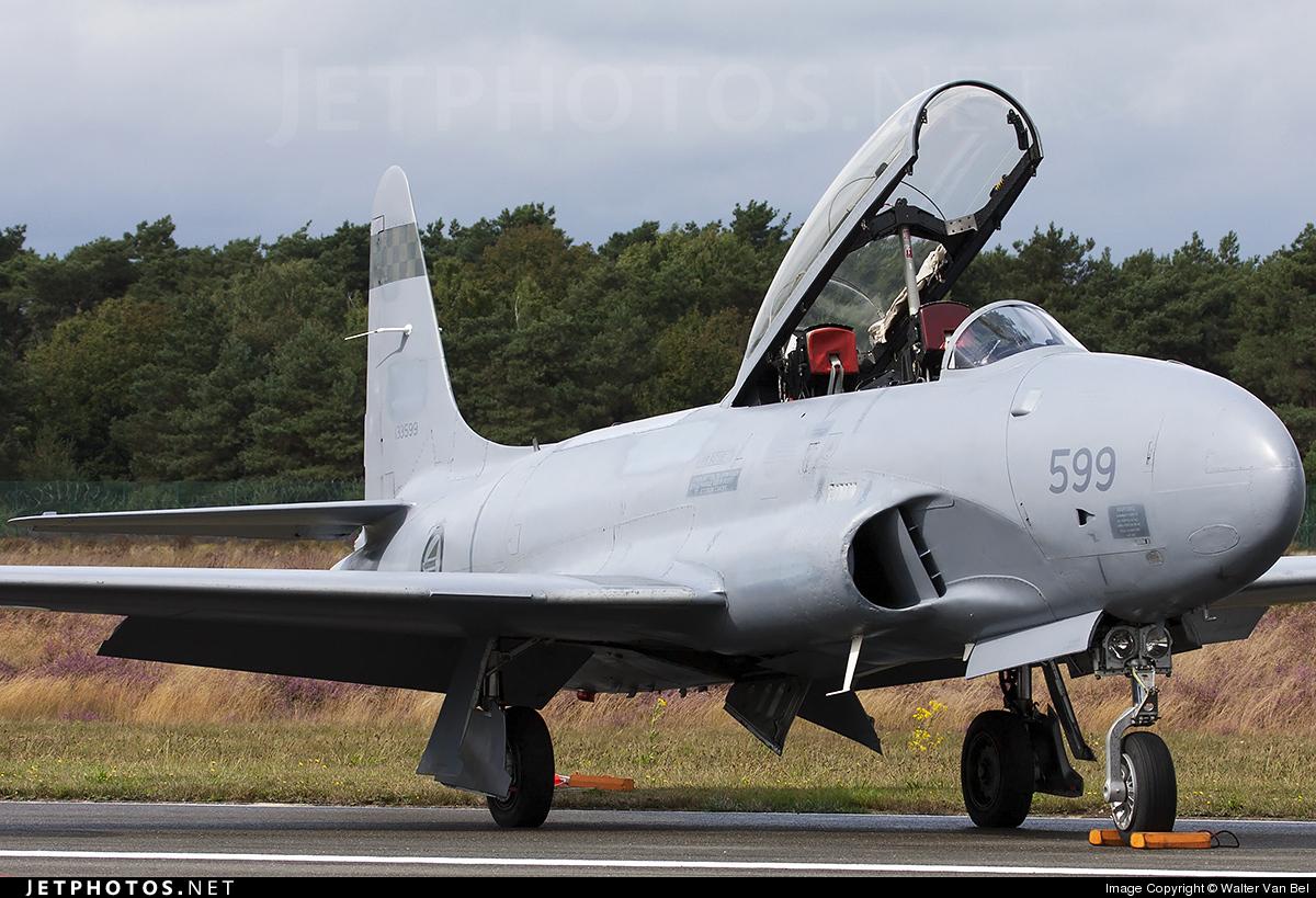 NX865SA - Canadair CT-133 Silver Star III - Private