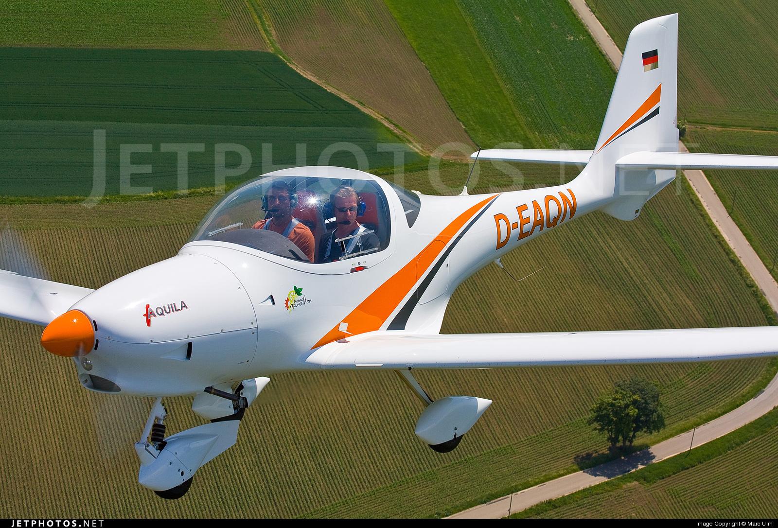 D-EAQN - Aquila A210 - Private