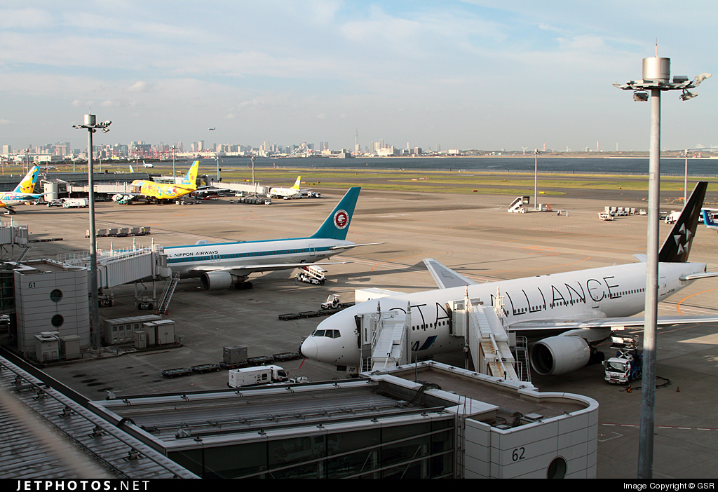 RJTT - Airport - Ramp