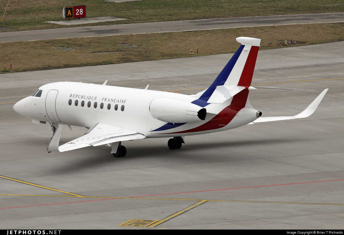 231 dassault falcon 2000lx france air force brian t richards