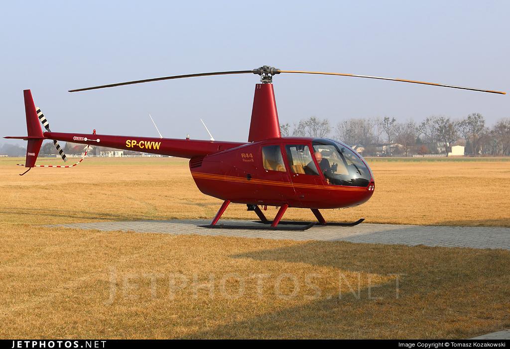 SP-CWW - Robinson R44 Raven II - Private