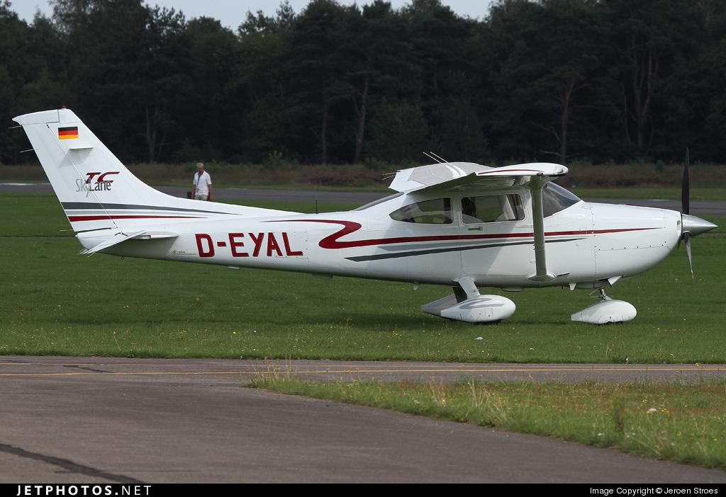 D-EYAL - Cessna T182T Turbo Skylane - Private
