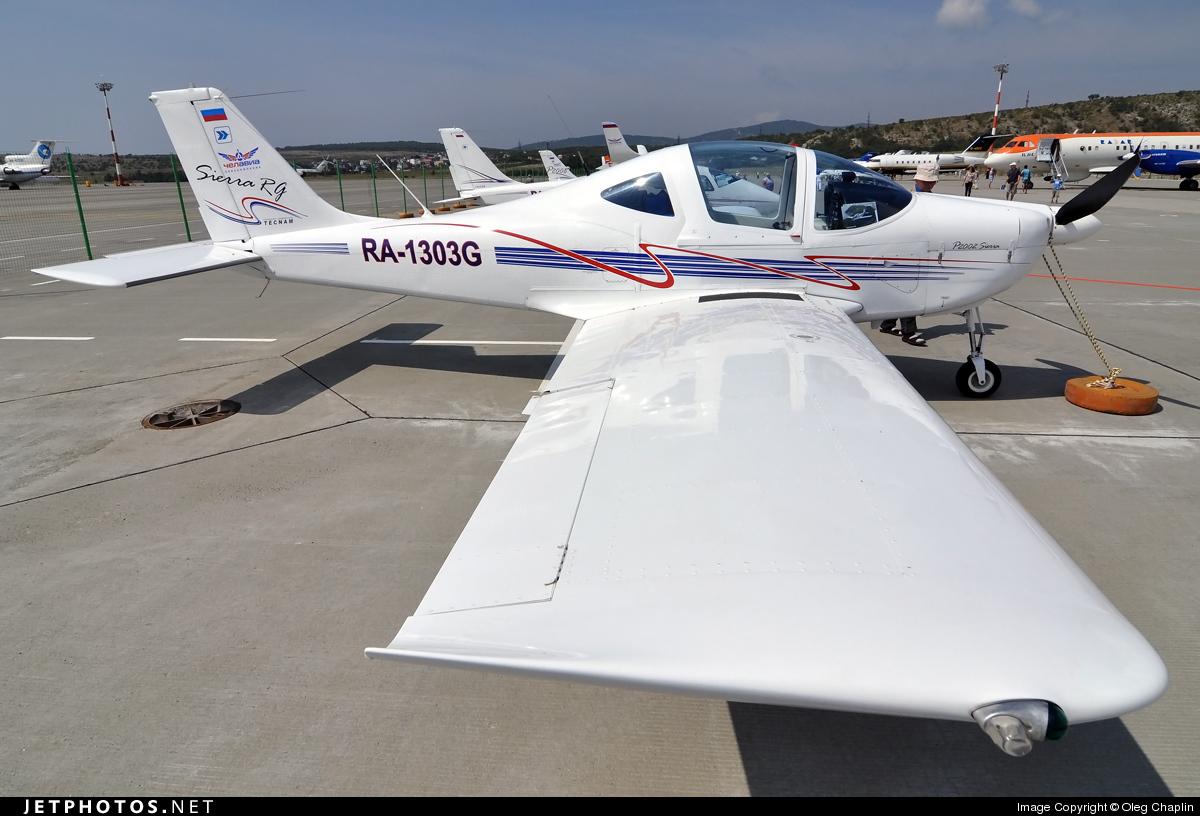 RA-1303G - Tecnam P2002RG Sierra - Chelavia