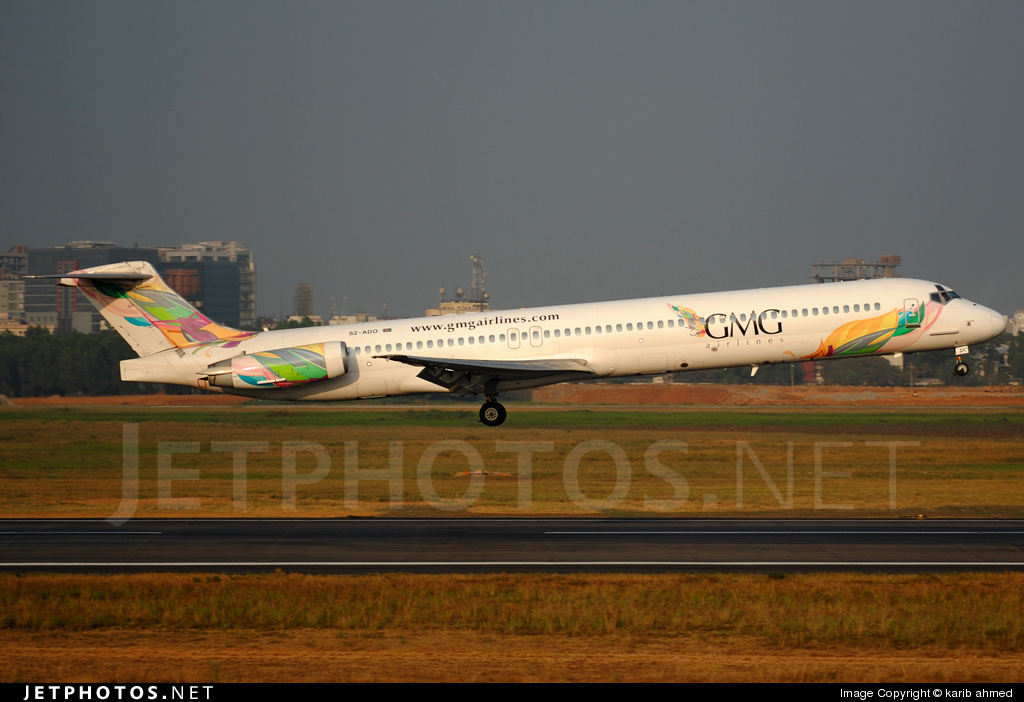 S2-ADO - McDonnell Douglas MD-82 - GMG Airlines