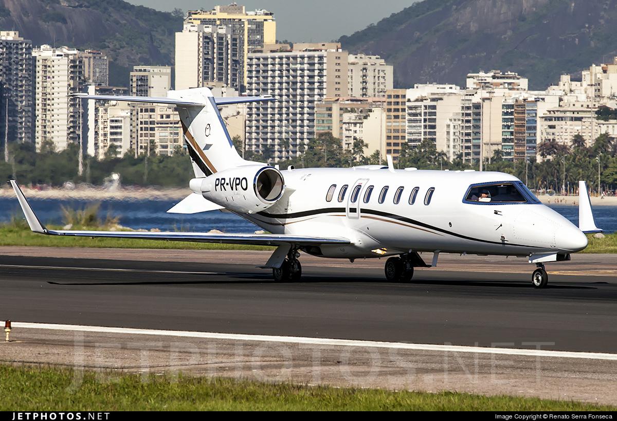 PR-VPO - Bombardier Learjet 45 - Colt Aviation