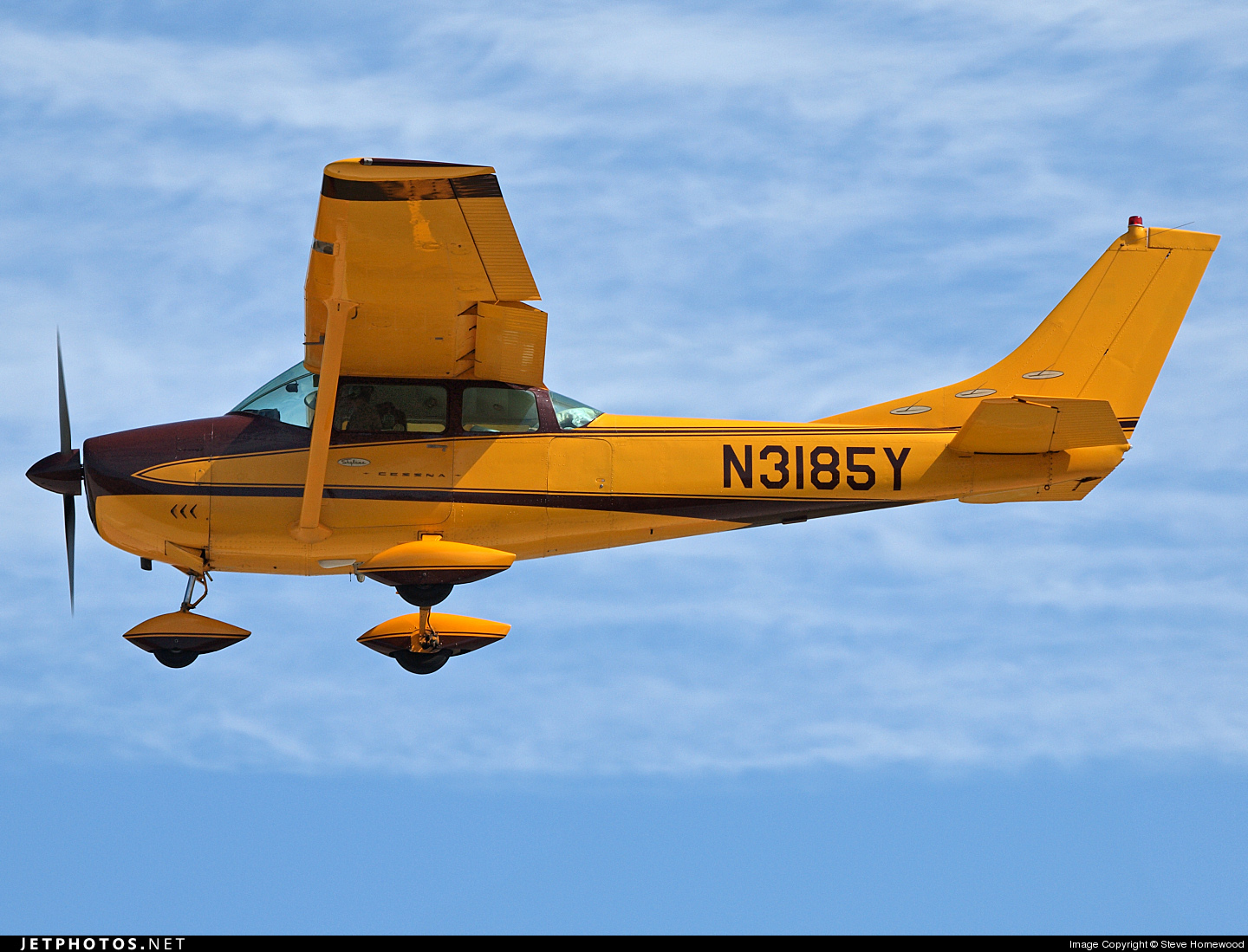 N3185Y - Cessna 182E Skylane - Private