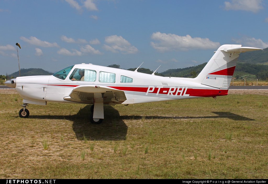 PT-RHL - Embraer EMB-711T Corisco II - Private