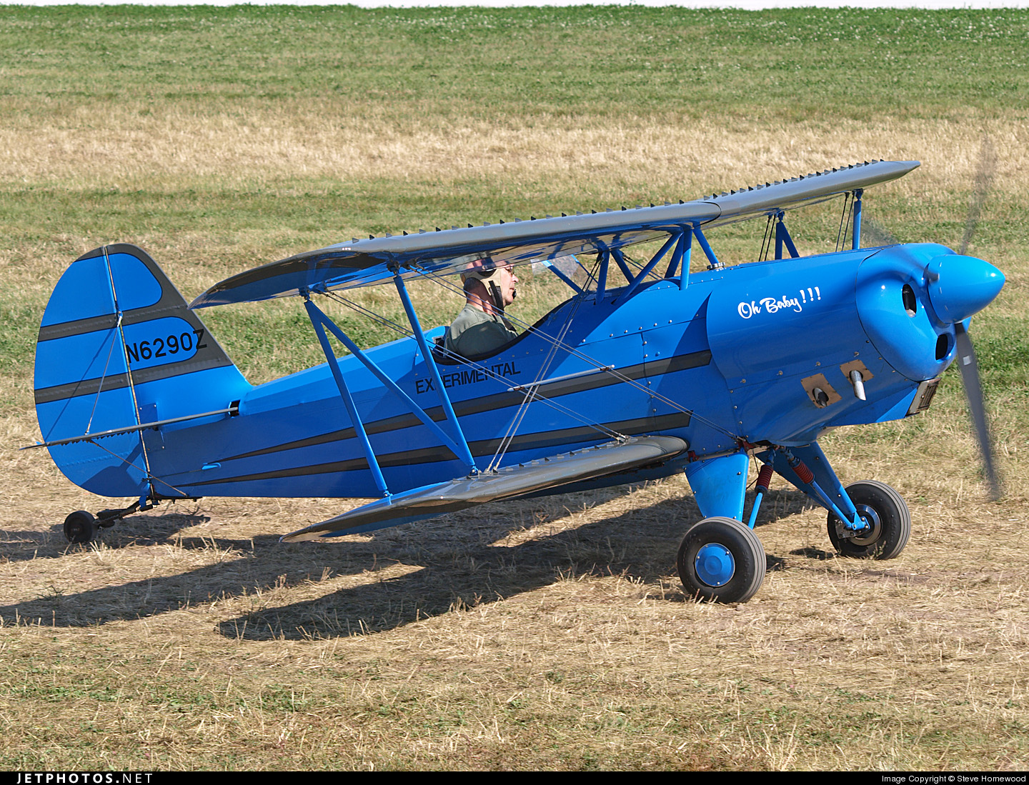 N6290Z - Oldfield Baby Great Lakes - Private