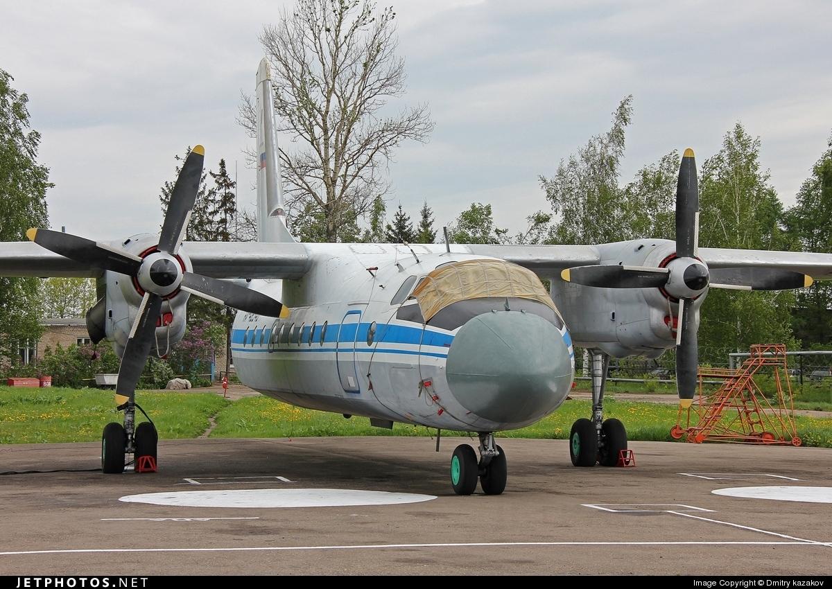 RA-46548 - Antonov An-24RV - Russia - Navy