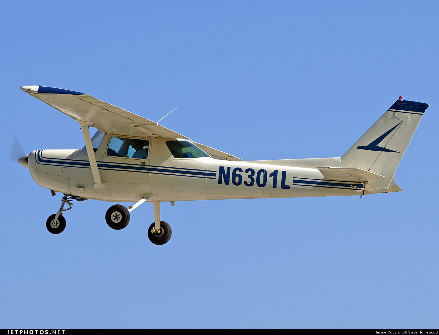 N6301L - Cessna 152 - Private