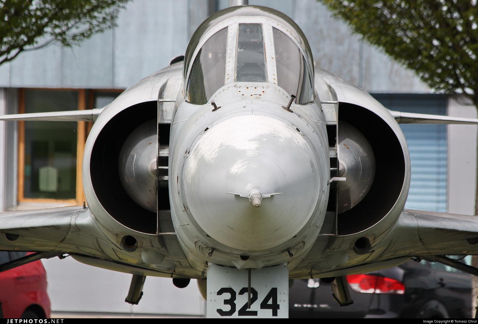 J-2324 - Dassault Mirage 3 - Switzerland - Air Force