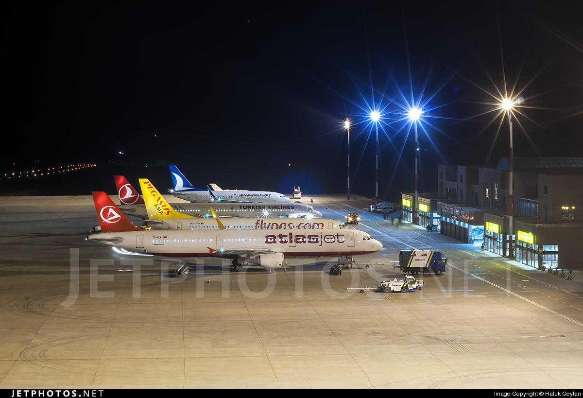 LTAJ - Airport - Ramp