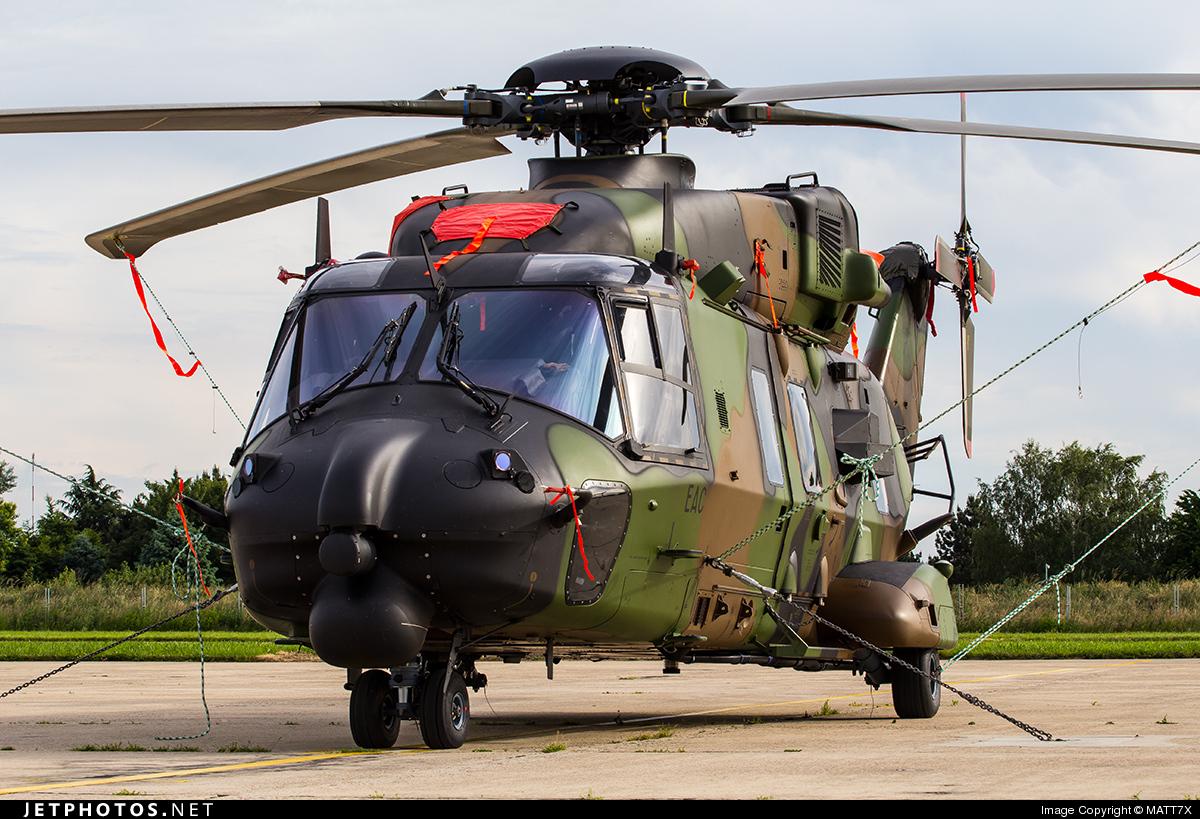 1271 - NH Industries NH-90TTH - France - Army