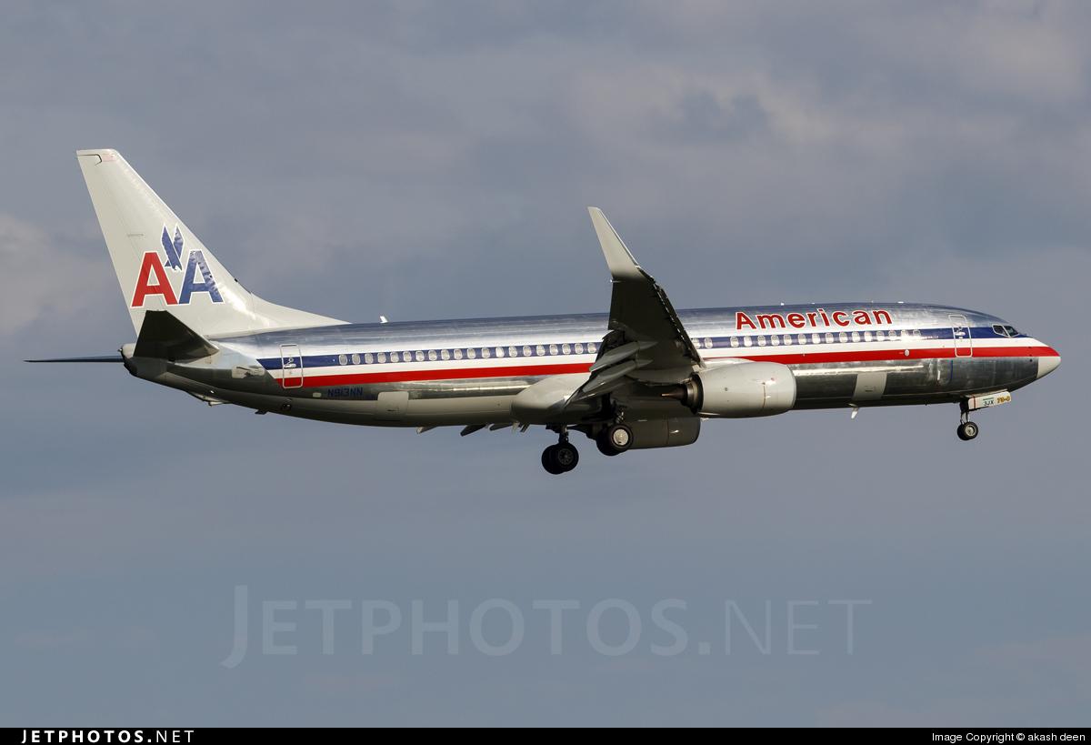 N913NN - Boeing 737-823 - American Airlines