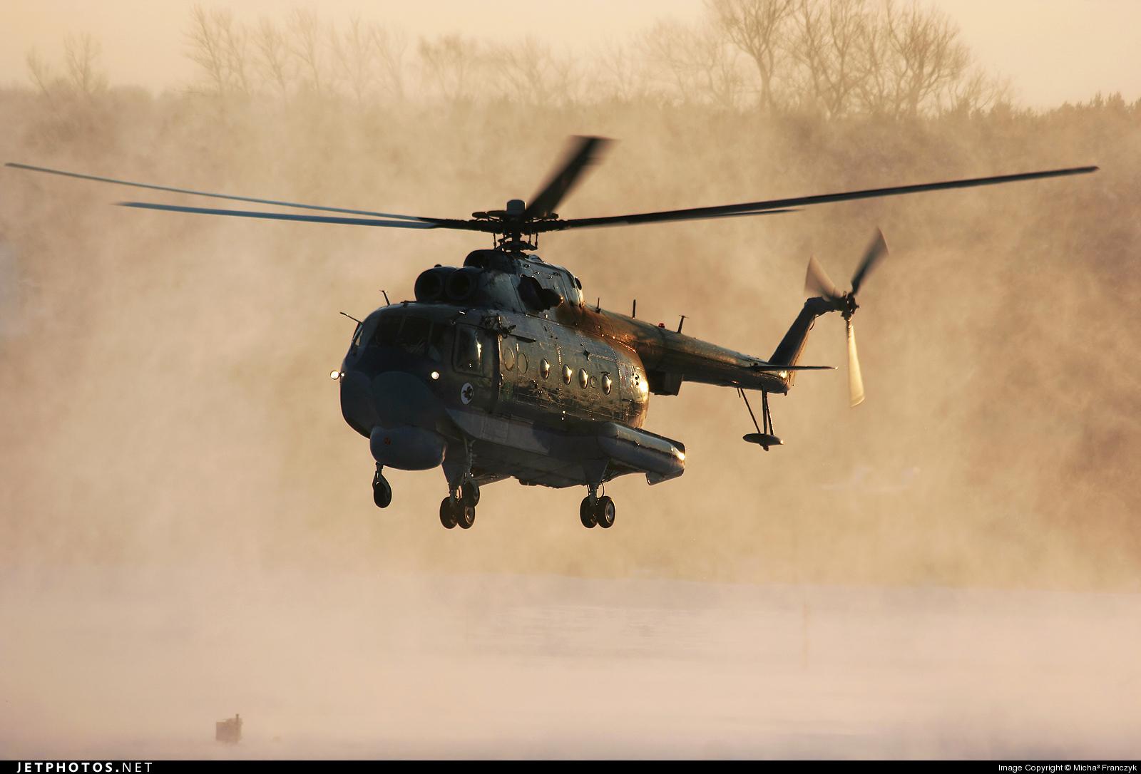 1002 - Mil Mi-14PL Haze - Poland - Navy