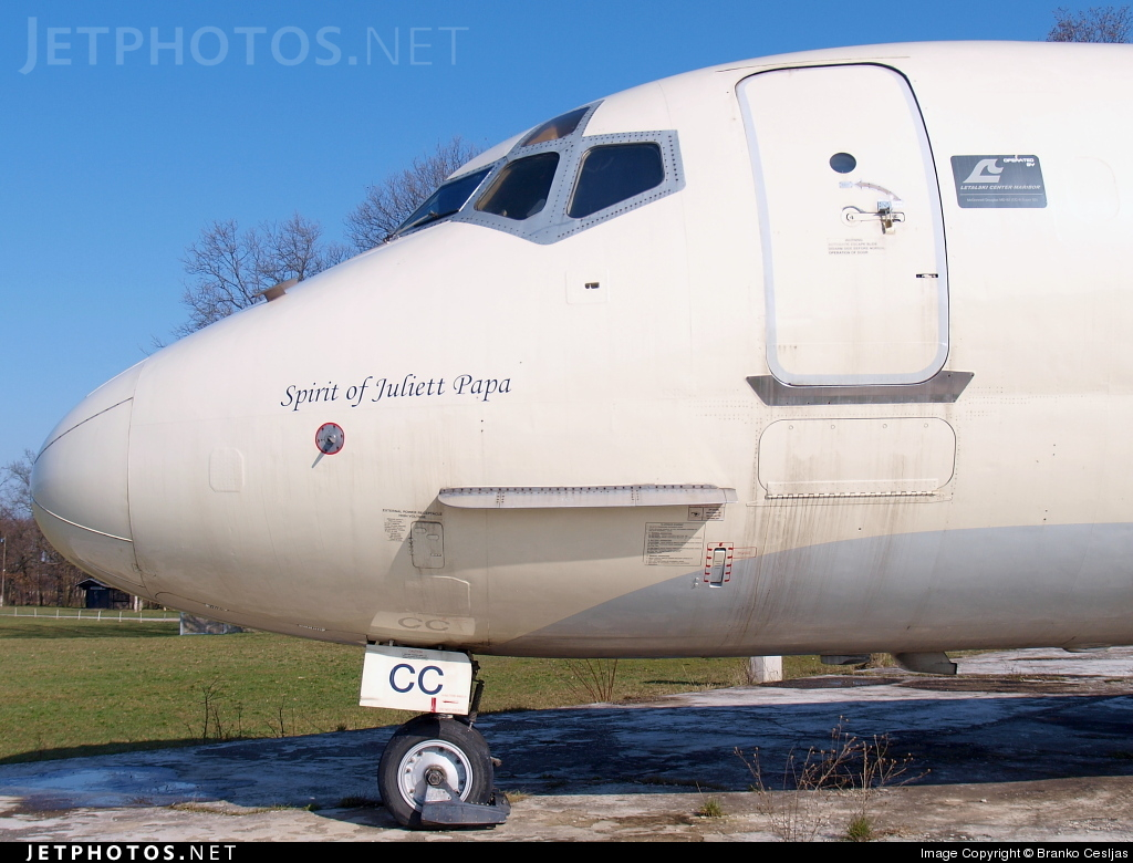S5-ACC - McDonnell Douglas MD-82 - Untitled