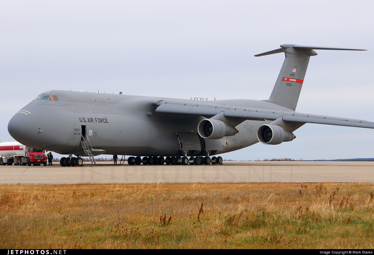86-0023 - Lockheed C-5A Galaxy - United States - US Air Force (USAF)