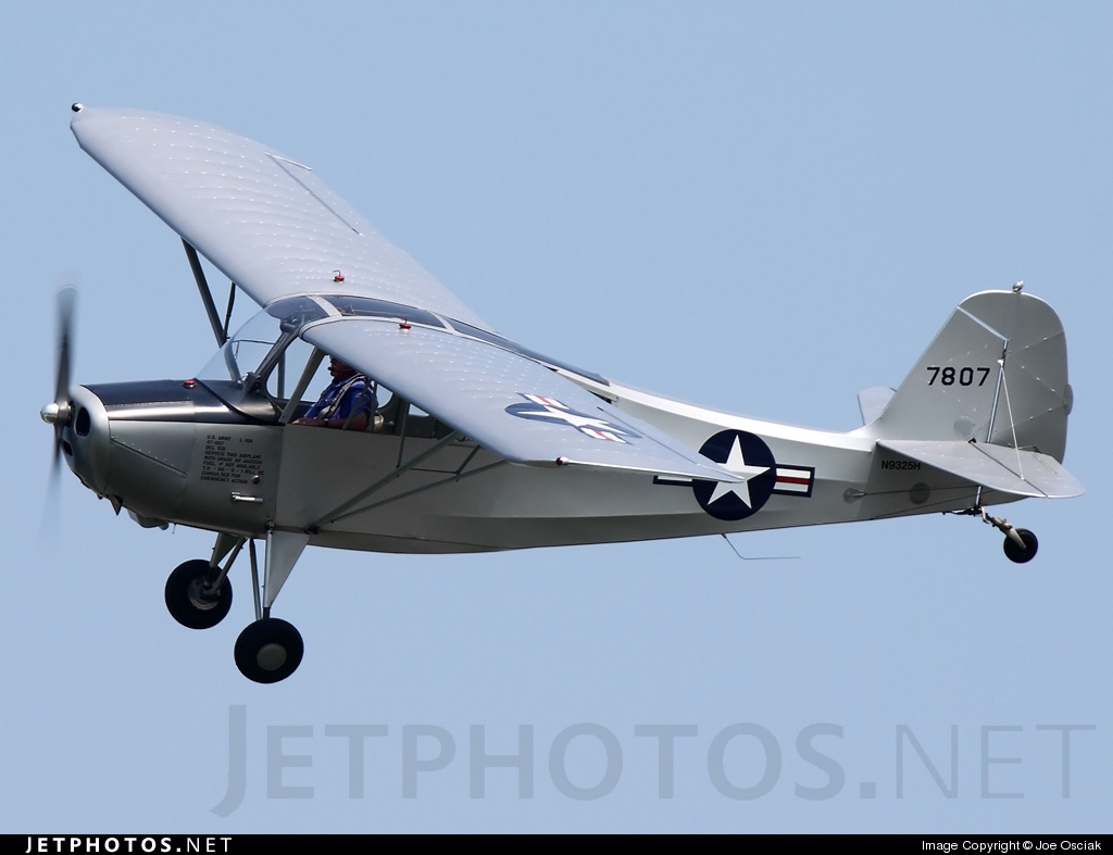 N9325H - Aeronca 7AC Champion - Private