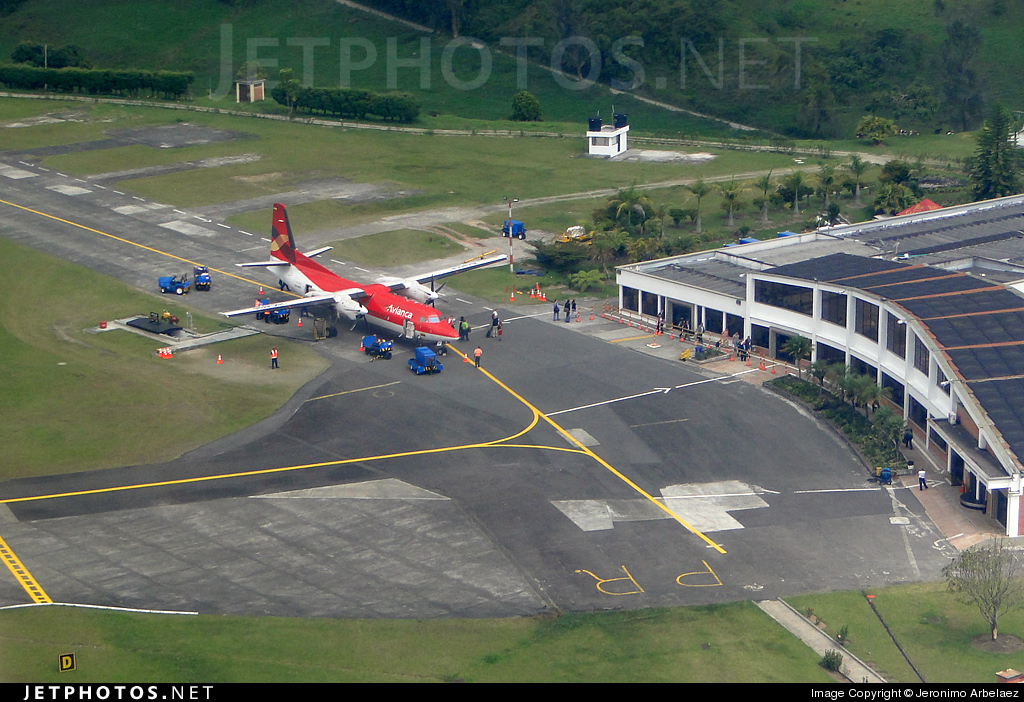 SKMZ - Airport - Airport Overview