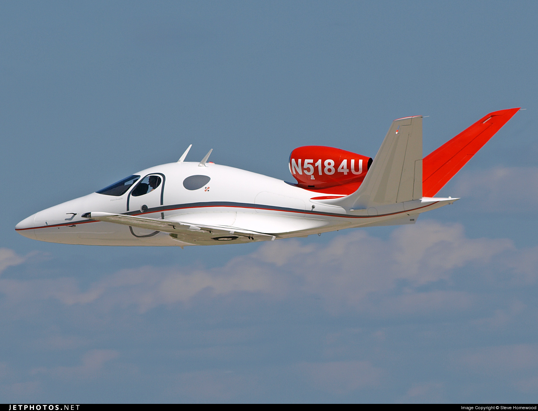 N5184U | Eclipse Concept Jet | Eclipse Aviation | Steve ... Eclipse Jet