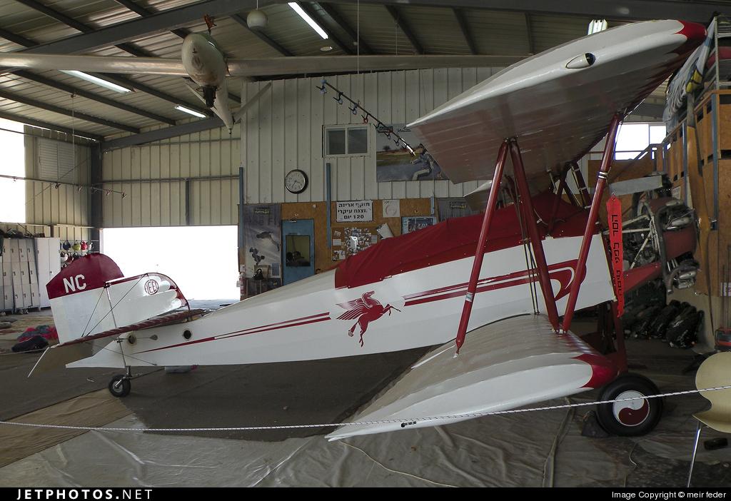 N624M - Fleet Model 1 - Air Paradive