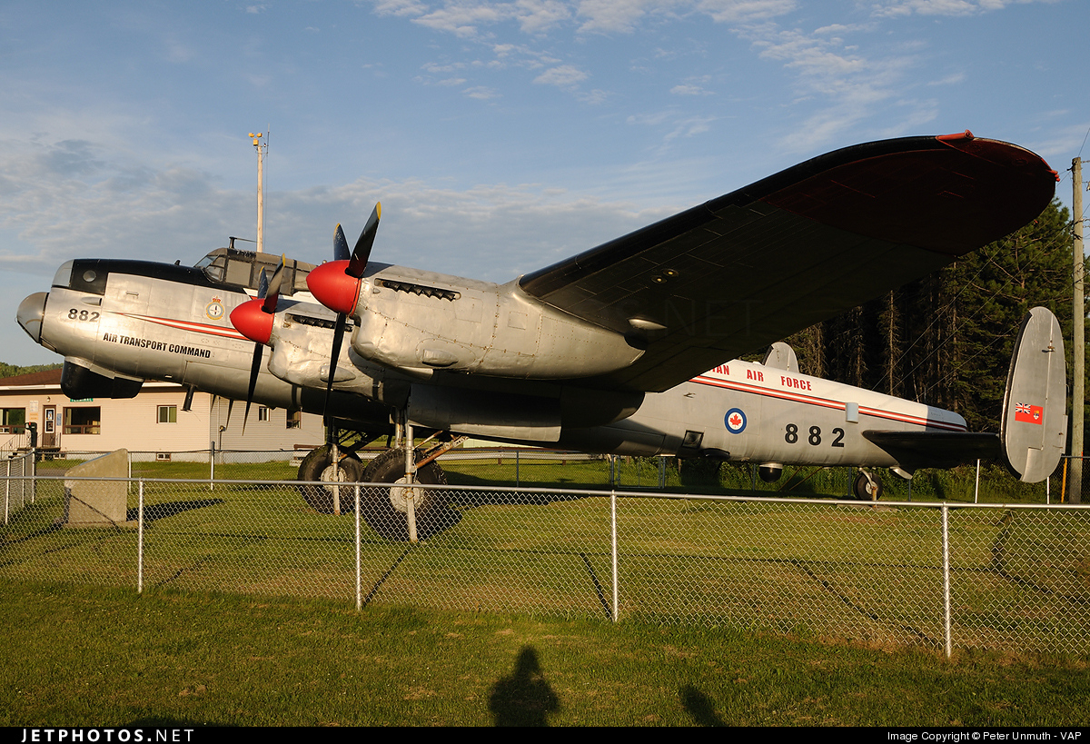 KB882 - Victory Aircraft Lancaster B.10 - Canada - Royal Canadian Air Force (RCAF)