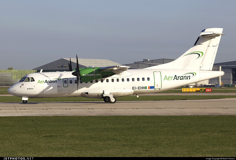 EI-EHH - ATR 42-300 - Aer Arann