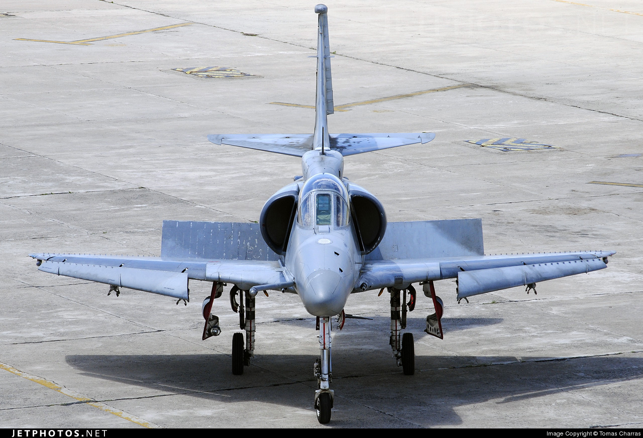 C-934 - McDonnell Douglas A-4AR Fightinghawk - Argentina - Air Force